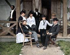 civil war photos in color - Google Search