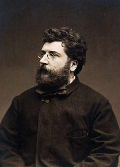 Georges Bizet (1838-1875) was a child prodigy. He entered the Paris Conservatory at the age of 9 and composed his first symphony at the age of 17! He left behind him a legacy of dramatic music, but tragically he died from a heart attack aged 36, only months after the first performance of his masterpiece - the opera Carmen.