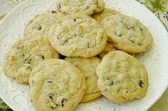 Das Rezept für die Lieblingscookies der Agentur: World´s best Chocolate Chip Cookies auf Chefkoch.de