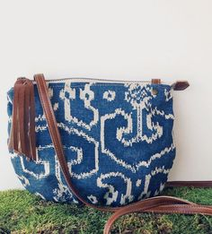 Small but plenty sturdy, take this vintage-inspired crossbody for a night out on the town.