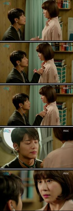 [Spoiler] Added episodes 31 and 32 captures for the #kdrama 'Hospital Ship'