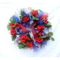 Product Details Spring Front Door Wreaths, 4th Of July Wreath, Decor, Decoration, Dekoration, Inredning, Interior Decorating, Deco, Decorations