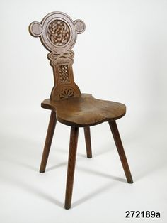 Swedish Folk Chair  Digital Museum - Stol