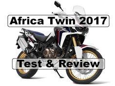 The Best Adventure Motorcycles - Honda Africa Twin 2017 -Test & Review Honda Africa Twin, New Honda, Honda Motorcycles, Twins, Good Things, Bike, Adventure, Motorbikes, Honda Bikes