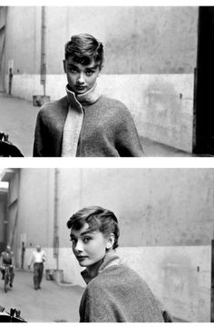 She was one of the most beautiful women I've ever seen photographed. Gorgeous in cinematic film, too. And, she was reputed to have a soul to match. Audrey Hepburn. Stunning.