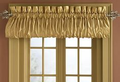 valances | How to Design Valances and Curtain Edgings, Part 1 ~ Curtains Design ...