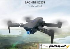 Drona GPS WIFI FPV cu aparat foto 4K