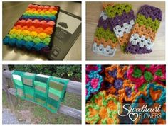 15 Free Crochet Patterns to Use Up Leftover Yarn – Cheap Eats and Thrifty Crafts – Knitting patterns, knitting designs, knitting for beginners. Easy Knitting Projects, Yarn Projects, Knitting For Beginners, Knitting Designs, Crochet Projects, Knitting Patterns, Scrap Crochet, Crochet Yarn, Knitting Yarn
