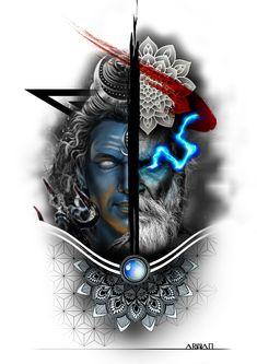 Hindu Tattoos, God Tattoos, Celtic Tattoos, Skull Tattoos, Wiccan Tattoos, Indian Tattoos, Lord Shiva Pics, Lord Shiva Hd Images, Lord Shiva Hd Wallpaper
