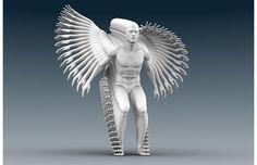 "amazing ""kinetic"" sculptures by Peter Jansen"
