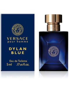 35289fcca33f Receive a Complimentary deluxe mini fragrance with a large spray purchase  from the Versace Dylan Blue Men s Fragrance Collection. Beauty - Shop All  Brands - ...