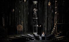 """The Cathedral"" at Lithuanian National Drama Theatre. Oskaras Korsunovas"