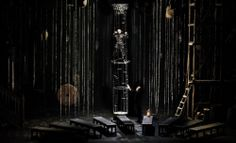 """The Cathedral"" at Lithuanian National Drama Theatre. Oskaras Korsunovas"