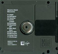 Massive Attack - Mezzanine (Minidisc, Album) at Discogs