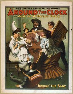 Free Vintage Posters, Vintage Travel Posters, Printables: theater