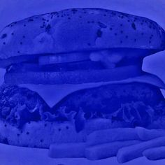 #collage #analogcollage #contemporaryart #fineart #instart #instaartpics #art #artists #artwork #artistsonig #artistsoninstagram #dailyart #digitalart #thednalife #TalentedPeopleInc #artistsofinstagram #blue #burger by art.adam.coleman