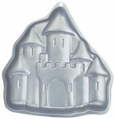 Wilton Cake Pan: Enchanted Castle