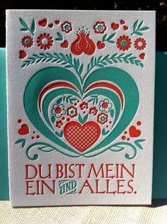 german letterpress card (courtesy of @Kristyvbt )