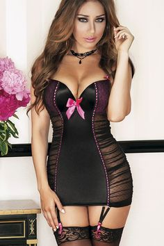 Cheap lingerie goth, Buy Quality lingerie taiwan directly from China lingerie babydoll Suppliers: 2017 Black Satin Rose Red Bow Mesh Push Up Bustier Corset Sexy Lingerie Plus Size Women Nightwear Chemise Fancy Underwear Hot Lingerie, Lingerie Satin, Lingerie Plus Size, Belle Lingerie, Babydoll Lingerie, Vintage Lingerie, Babydoll Dress, Cheap Lingerie, Chemise Dress