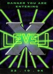Level X : Saturday, 22 October 1994 Those Were The Days, Flyers, Sydney, Rave, October, Graphic Design, Raves, Ruffles