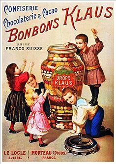 """Bonbons Klaus"" A Beautiful A4 Glossy Art Print Taken fro... https://www.amazon.co.uk/dp/B01MTC9OR5/ref=cm_sw_r_pi_dp_x_WZ0HybWSWZ16V"