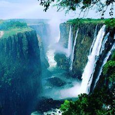 Victoria Falls Zimbabwe #landscape #landscapes #nature #natureza #natureaddict #natureporn #nature_seekers #naturel #naturesbeauty #nature_of_our_world #natures_hub #natureisbeautiful #natures #naturen #travel #travelling #travelphotography #traveltheworld #traveladdict #travelphoto #traveldeeper #travelnoire #travelpic #travelmore #travelstagram #travelworld