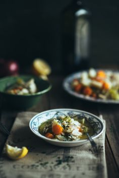 Psarosoupa- Fish Soup- (souvlakiforthesoul.com/2014/06)