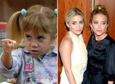 http://www.trendingten.co/full-house-celebrities-versus-now/ Check out your favorite Full House Celebrities Then Versus Now Mary-Kate Olsen and Ashley Olsen: Michelle Tanner After Full House, the twins, who took turns playing Michelle Tanner, became extremel...