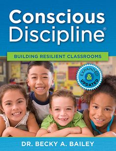 The NEW Conscious Discipline Book - Expanded & Updated
