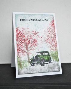 beautiful manly card by SU Artisan Global Design Team member Vicky Hayes