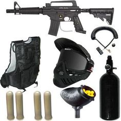 Product Info The Alpha Black Tactical Edition Scenario Kit - 48 ci HPA Kit Includes: Alpha Black Tactical Edition Paintball Marker Thermal Lens Goggle Camo Tactical Paintball Vest (not pictured) Four 140 Count Paintball Tubes Coiled Remote with Quick-Disconnect 200 Round Hopper 48ci 3000psi Aluminum HPA Compressed Air Tank http://www.mymegaonlinemall.com/