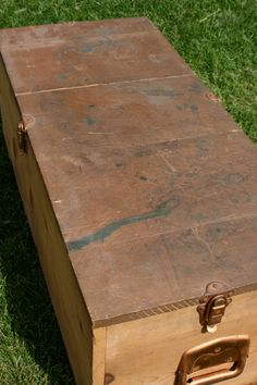 large wooden crate handmade crate rustic crategraydogwoodworks