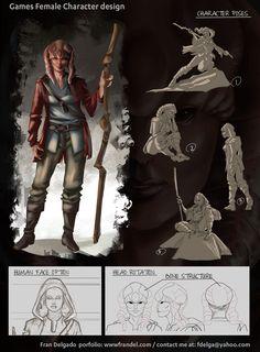 alien female Female character for gaming