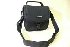 Small Camera Bag Canon Logo C-17 DSLR, Mirrorless Usage, Made in korea #HanyangKorea