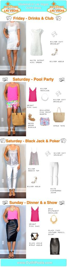 outfit posts: weekend in vegas (Outfit Posts)