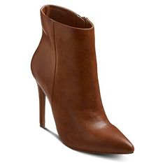 Women's Penelope Booties from Target (Multiple colors available, black is my favorite, very simple) These are great are simple and can work for a casual outing as well as events that are a notch above.