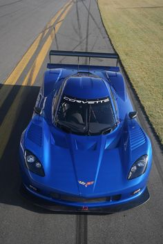 2012 Chevrolet Corvette Daytona  Race car