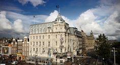 泊ってみたいホテル・HOTEL|オランダ>アムステルダム>歴史的建造物を利用した宿泊施設>パーク プラザ ビクトリア アムステルダム(Park Plaza Victoria Amsterdam)
