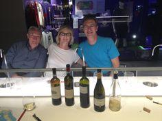 Californian winelovers