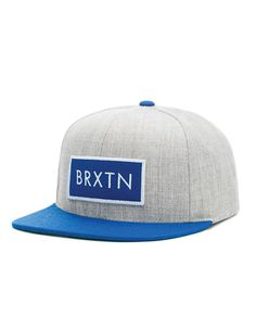 da4a8cd664e21 Brixton Rift Snapback Cap Quick and easy ordering in the Blue Tomato online  shop . The Brixton Rift Snapback Cap.