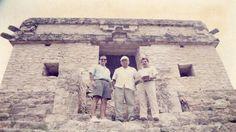 Homenaje a Víctor Segovia Pinto uno de los descubridoresdel sacerdote Pakal en Palenque