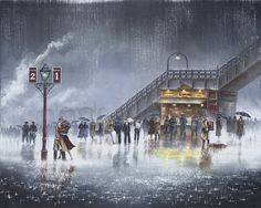 You don't know how much I miss you - art by Jeff Rowland