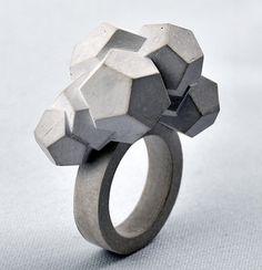 Mareike Kanafani Cement Rings 1