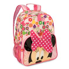 Minnie Mouse Clubhouse Backpack for Girls