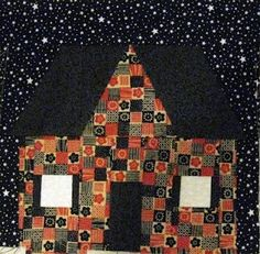 house quilts | house | quilts (houses)