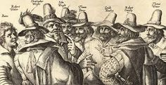 Guy Fawkes arrested and The Gunpowder Plot of Fawkes and 12 others to blow up Parliament was discovered. image: Unattributed engraving of Guy Fawkes and fellow conspirators of the Gunpowder Plot, 1605 Guy Fawkes Night, Westminster, Bonfire Night, Nord England, The Fifth Of November, January 27, King James I, Elisabeth I, Gunpowder Plot