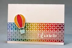 Das Kartenchaos: Marker-Regenbogen