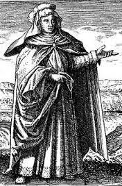 """María la Judía, también conocida comoMaría la HebreaoMiriam la Profetisa. Vivió entre elsiglo Iy elsiglo IIId.C. enAlejandría. Fue la primera mujeralquimista. Considerada como la """"fundadora de la alquimia"""" y una gran descubridora de la ciencia práctica. Se le atribuye el famoso """"Baño María""""."""