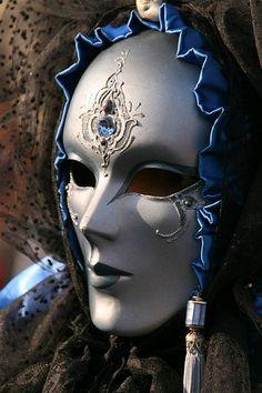 Sutileza - Venice Carnival Mask ~