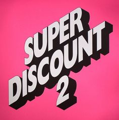 Etienne DE CRECY/VARIOUS - Super Discount 2 (PIAS)